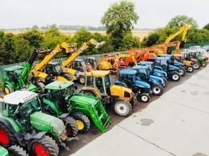 TIMED AUCTION DAY ONE - Ireland's Monthly Plant, Machinery, Agricultural, Truck & Commercial Auction