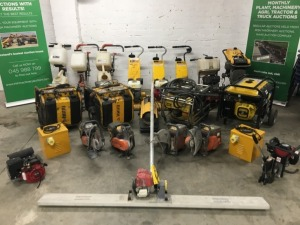 TIMED AUCTION DAY TWO - Ireland's Monthly Tool & Equipment Auction