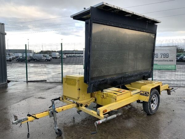2006 Amsig Fast Tow VMS Message Board