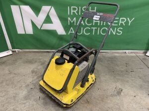 UNRESERVED Wacker Neuson WP1550 Petrol Compaction Plate