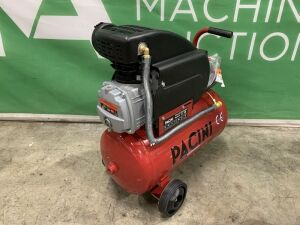 Pacini HM2024F Electric Compressor in Box