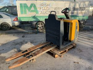 UNRESERVED 2007 Jungheinrich ECE220 Electric Pallet Truck