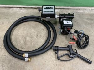 NEW High Speed 12V Pump Kit